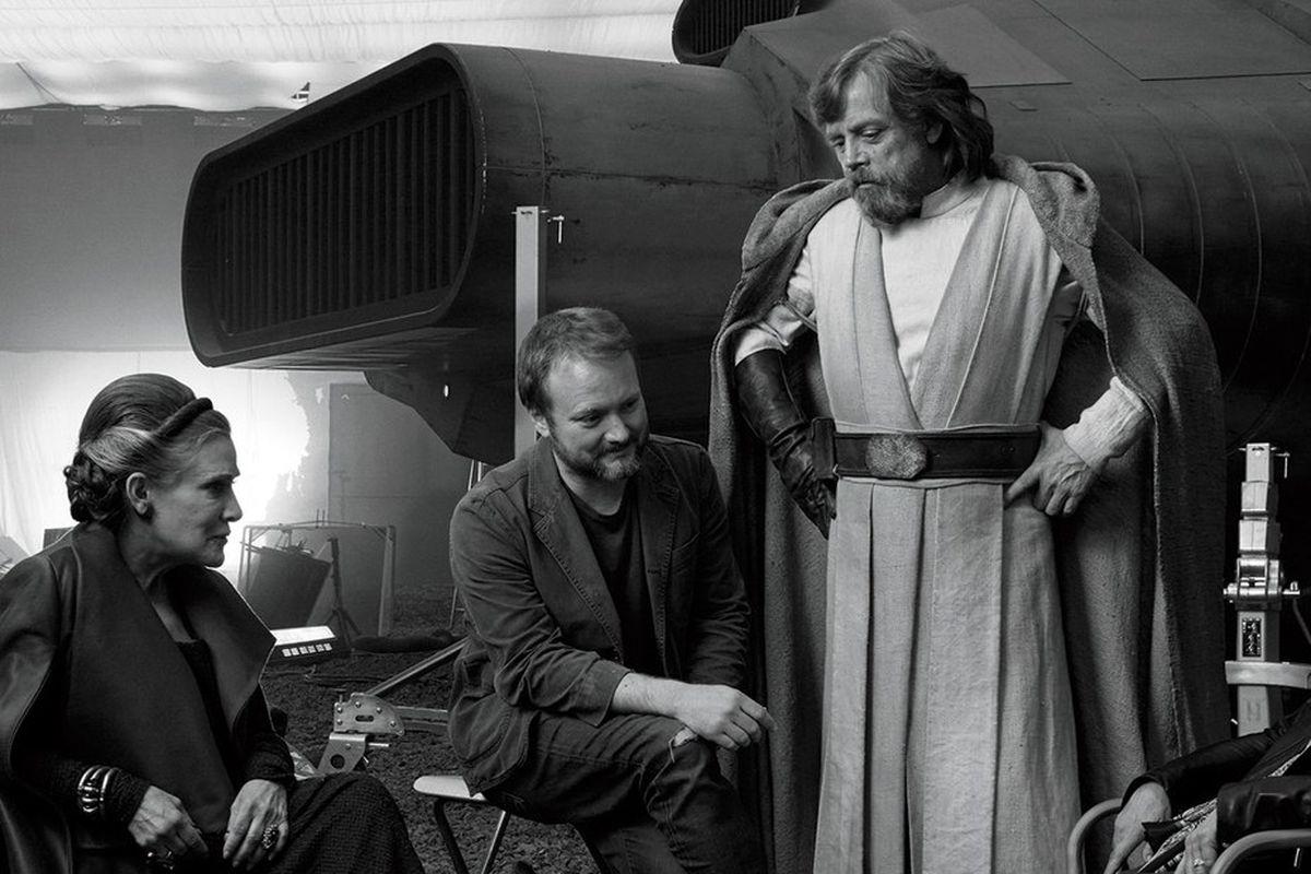Rian Johnson (Los últimos Jedi) se pondrá al frente de una nueva ...